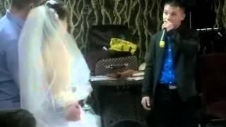 Любимому братишке тост на свадьбу