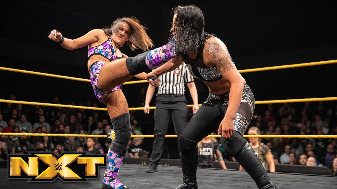 Dakota Kai vs. Shayna Baszler: WWE NXT, Dec. 5, 2018