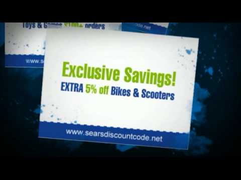 Sears Discount Code