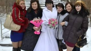 Свадьба подруги Леночки
