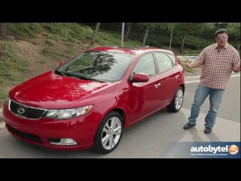 2013 Kia Forte SX 5-Door Hatchback Test Drive & Compact Car Video Review