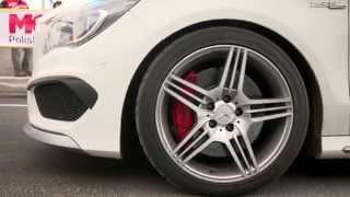 Demor Montecinos Piloto Mercedez Benz CLA 45 MG(, 2014-08-05T15:38:24.000Z)