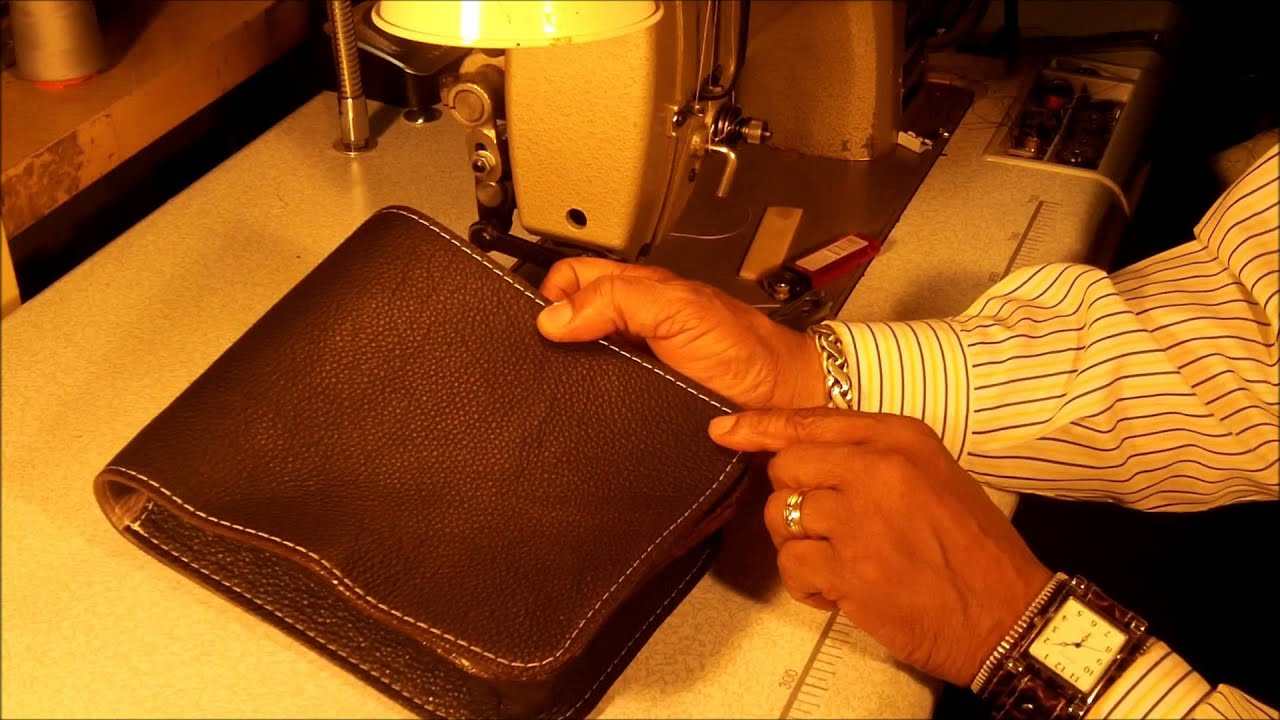 images How to Make Leather