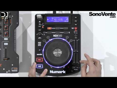 Demo Numark NDX-500