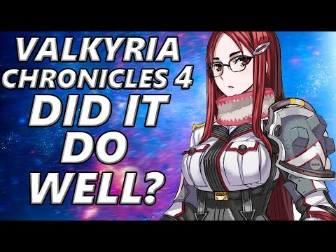 Did Valkyira Chronicles 4 Do Well?