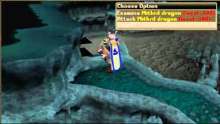 RuneScape: Venturing into the Ancient Cavern