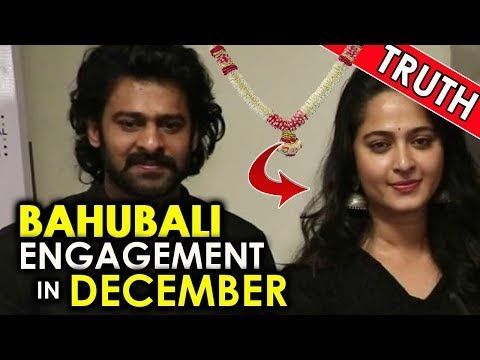 Bahubali PRABHAS & Anushka getting ENGAGED