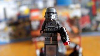 Обзор конструктора LEGO Star Wars 75079 Shadow Troopers (Тени)
