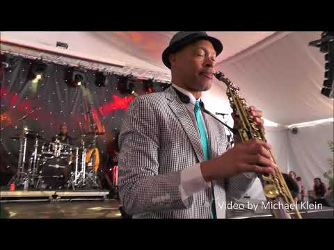 Make It With You - Tom Braxton at 2. Algarve Smooth Jazz Festival (2017)
