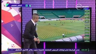 الكورة مع عفيفي - تحليل طريقة لعب النادي مصر المقاصة في الاسبوع الماضي مع أحمد عفيفي
