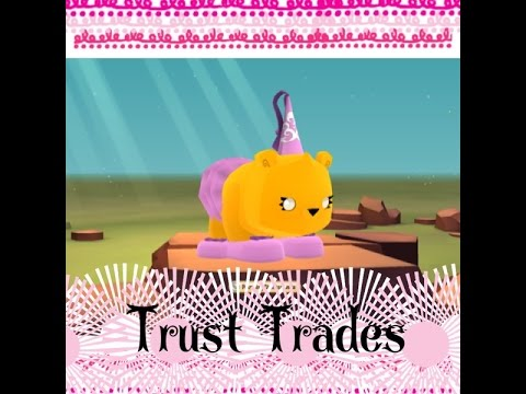 Trust Trades With A Stranger Animal Jam Play Wild, Beta Ballet Set