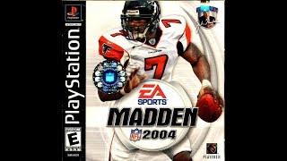 Madden NFL 2004 (PlayStation)