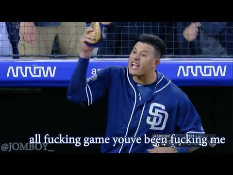 Manny Machado gets ejected and is very mad, a breakdown
