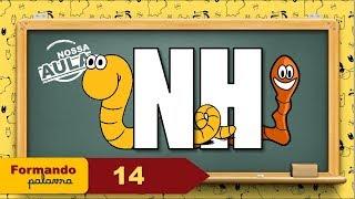 NH - Alfabetização - FORMANDO PALAVRAS 14