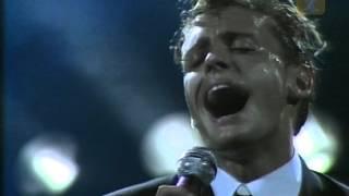 Luis Miguel, Fría como el viento, Festival de Viña 1990