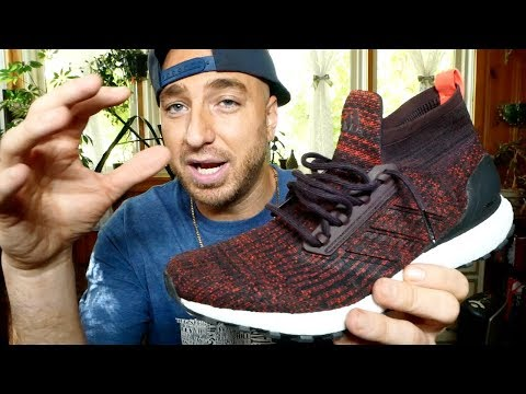 Ultra Boost ATR Mid Burgundy Review & On Feet! + Are Apple Watch 3 & iPhone 8 Plus worth it?