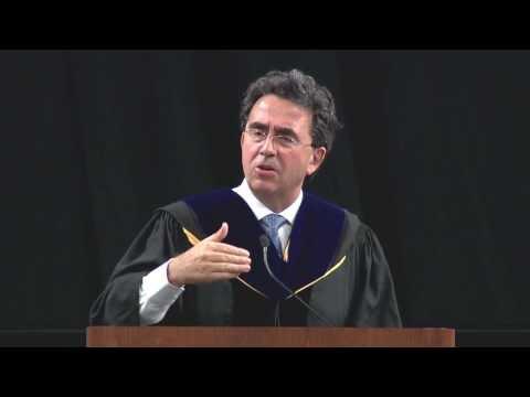 Dr. Santiago Calatrava Receives Honorary Degree and Remarks