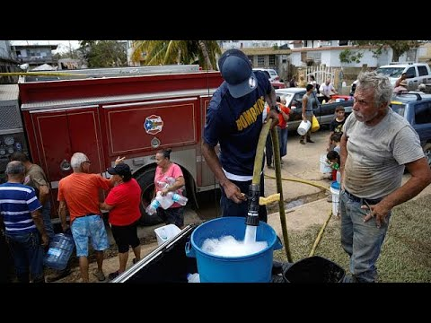Porto Riko'da enerji krizi büyüyor