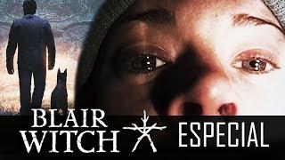 BLAIR WITCH : TENHO MEDO DE FECHAR MEUS OLHOS !