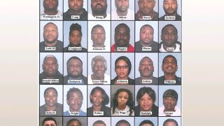 34 family members arrested in drug bust; $400k in cocaine seized