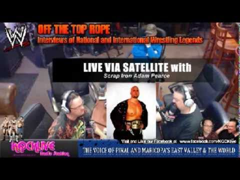 Arizona Best Radio Stations KQCK Off the Top Rope