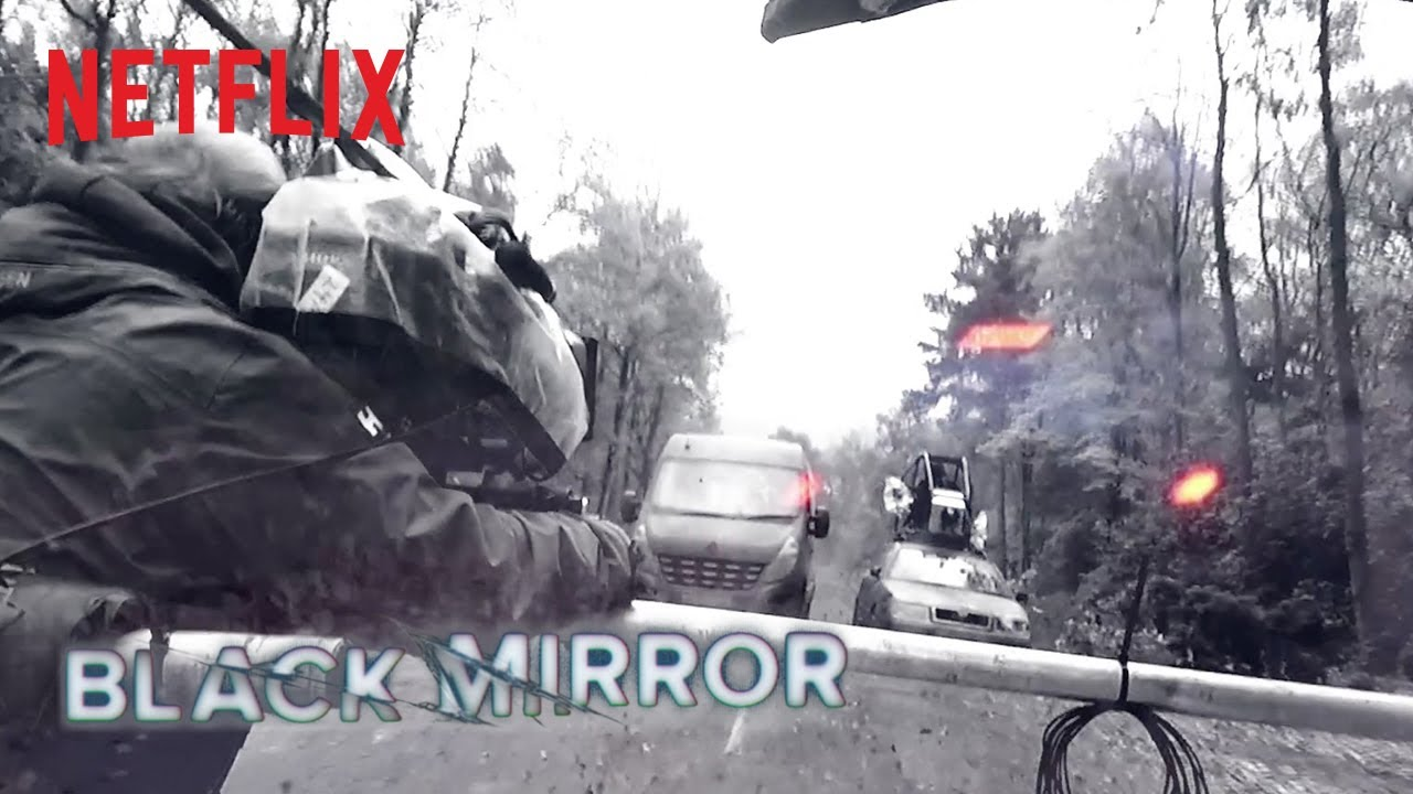 Black Mirror | Featurette: Metalhead | Netflix