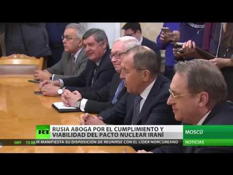 Rusia e Irán son factores clave en la lucha contra el terrorismo
