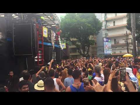 BaianaSystem - Invisivel -  Campo Grande - Carnaval 2018