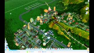 TheBlockRoom Let's Play: SimCity - Part 5