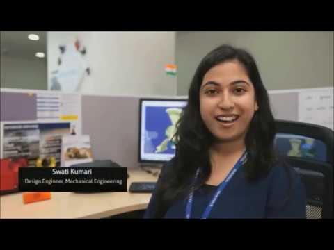 Meet Swati Kumari Volvo Design Engineer At Group Trucks Technology.