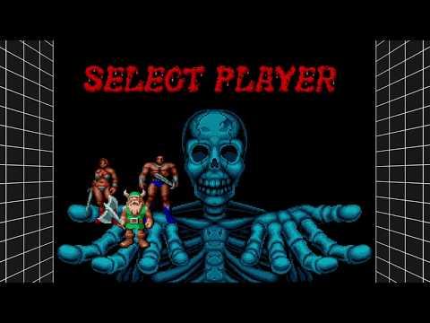 SEGA Mega Drive Classics - GOLDEN AXE - XBOX ONE X - megadrive- retro - thumbnail