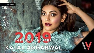 2019: The Next Chapter with Irrepressible Kajal Aggarwal | Wedding Vows Cover Shoot Jan 2019