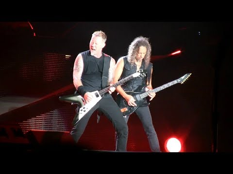 Metallica - Live at Orion (2012) Night 1/2 [Full Ride The Lightning Album LIVE]