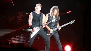 Metallica - Live at Orion 2012 Night 12 Full Ride The Lightning Album LIVE