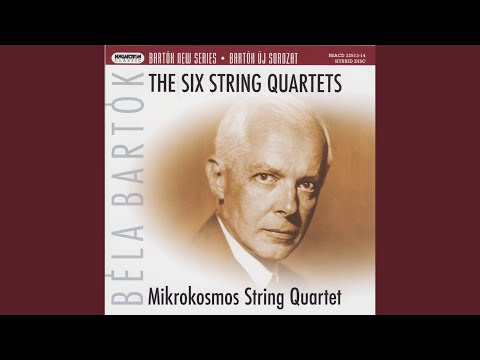String Quartet No.1, Op. 7 , II. Allegretto