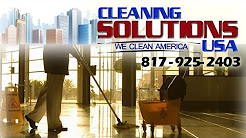 Dallas Commercial cleaning service | Janitorial company