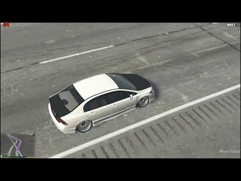 Modif mobil di GTA V mod