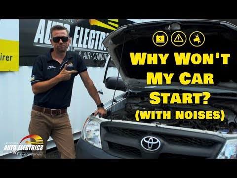 Why Won T My Car Start Common Starting Faults With Identifying Sounds Accelerate Auto Electrics