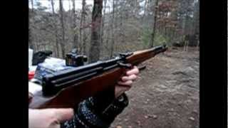 Soviet SVT 40 1941 Tula