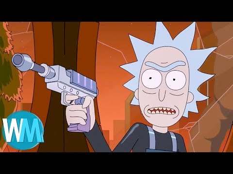 Top 10 Crazy Rick and Morty Deaths