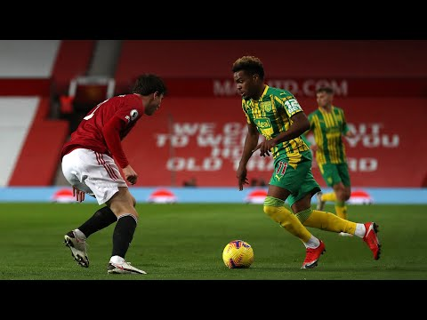 Manchester United v West Bromwich Albion match highlights
