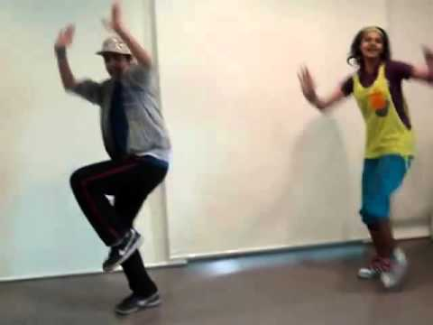 Exchange4artist Presents Zumba Dance Steps for Fitness by Swetha