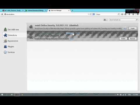 How To Install Internet Download Manager On Firefox (IDM CC)