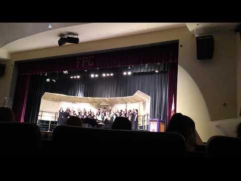 Sebastian River Middle School Concert Choir - A Festive Alleluia
