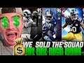 WE ARE RICH! AMAZING BUDGET SQUAD 92 OVERALL! MADDEN 17 ULTIMATE TEAM