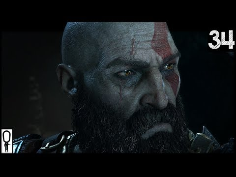 TYR'S VAULT - God of War - Part 34 - Gameplay Let's Play Walkthrough 2018