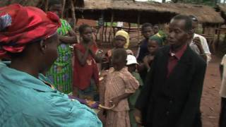 Fighting for survival in the Central African Republic
