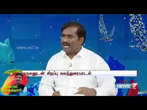 Tvk Velmurugan smash Media with Dr.Ramadoss