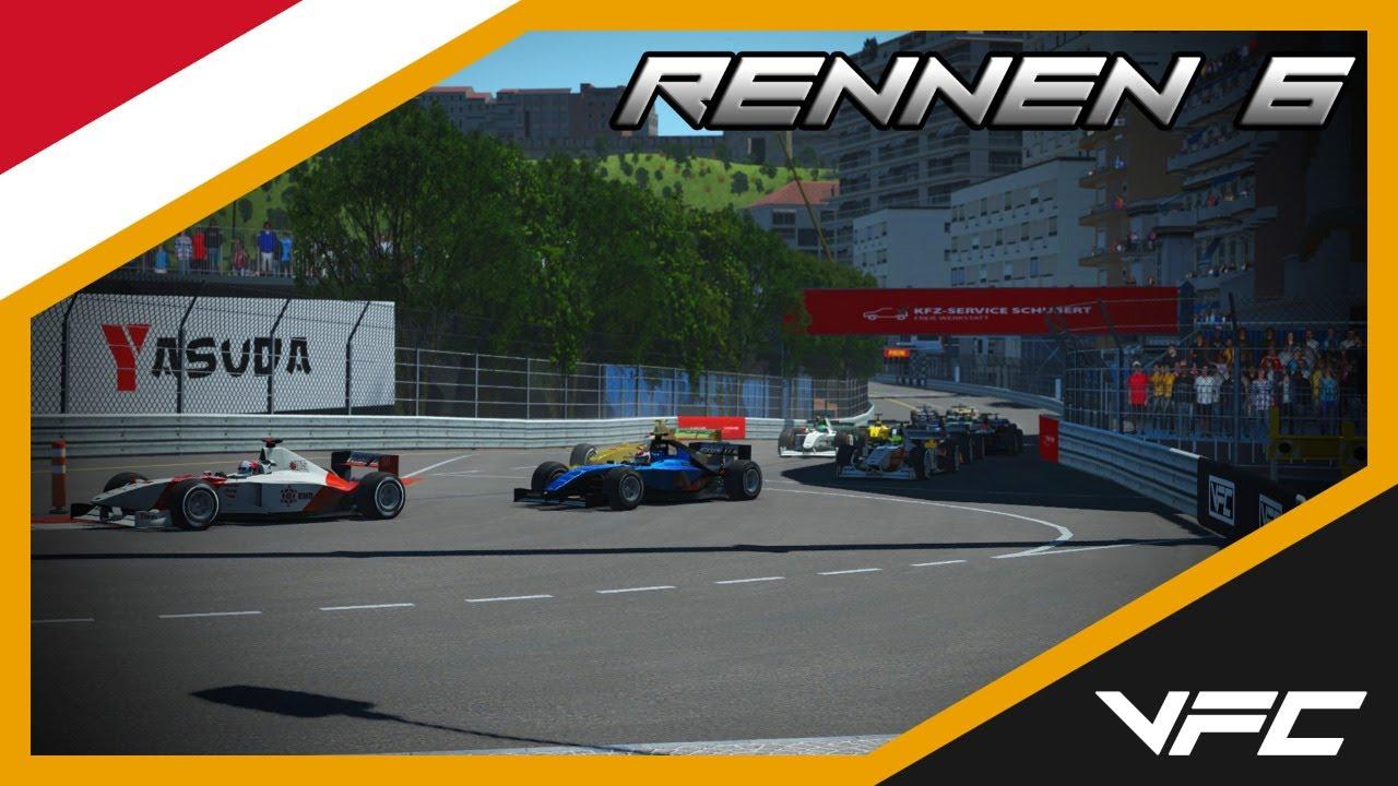VFC 2021 - Monaco GP - Livestream ab 17:45 Uhr