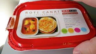 Air Asia Food